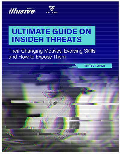 The Ultimate Guide to Insider Threats WP Cover