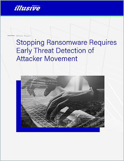 Stopping Ransomware Whitepaper Cover